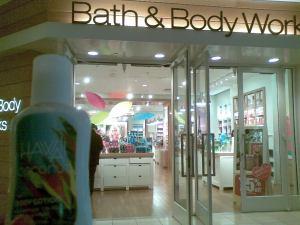 bathbody&work